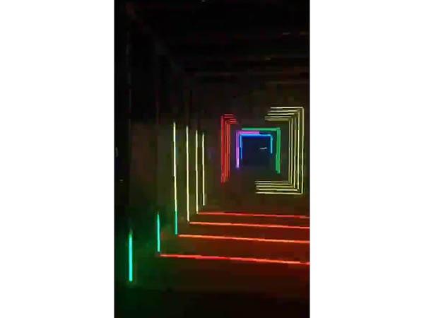 彩灯带成品效果图