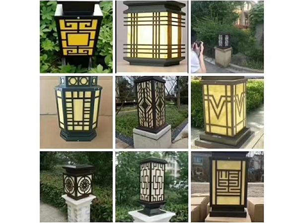 LED壁灯种类