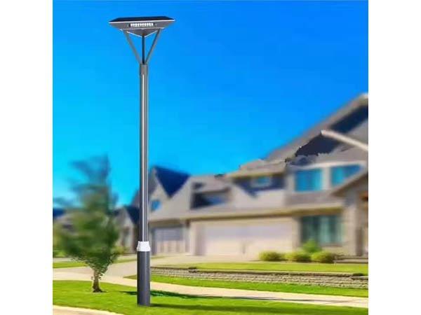 铝制景观灯具案例