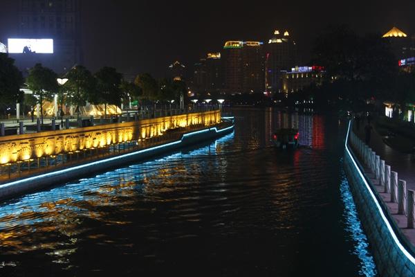 都匀剑江沿江两岸亮化设计思路