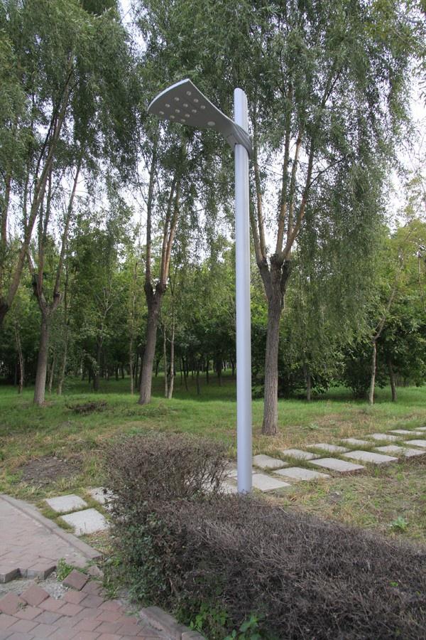 长春公园户外景观亮化再创城市价值